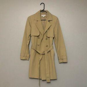 NWOT NEW YORK & COMPANY trench coat